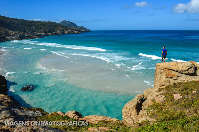 Praia Brava: Arraial do Cabo