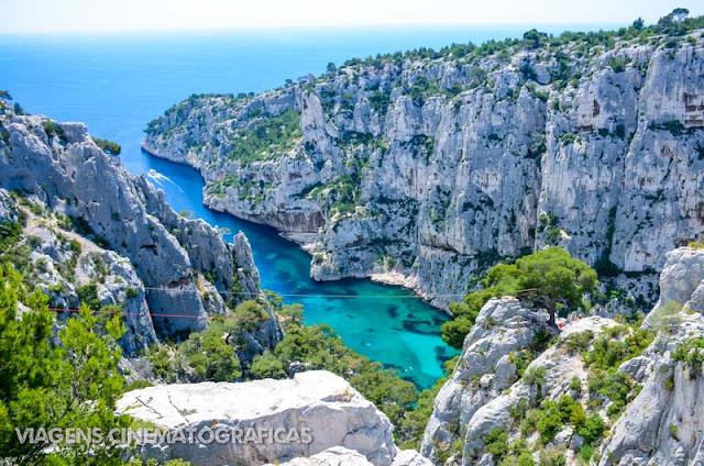 Calanques em Cassis: Calanque d'En Vau - Provence