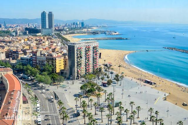 Barcelona e suas praias gay friendly: Barceloneta e Mar Bella são os destaques