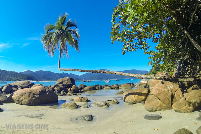 Ilha Grande: Passeio de Lancha Volta a Ilha - Praia do Aventureiro