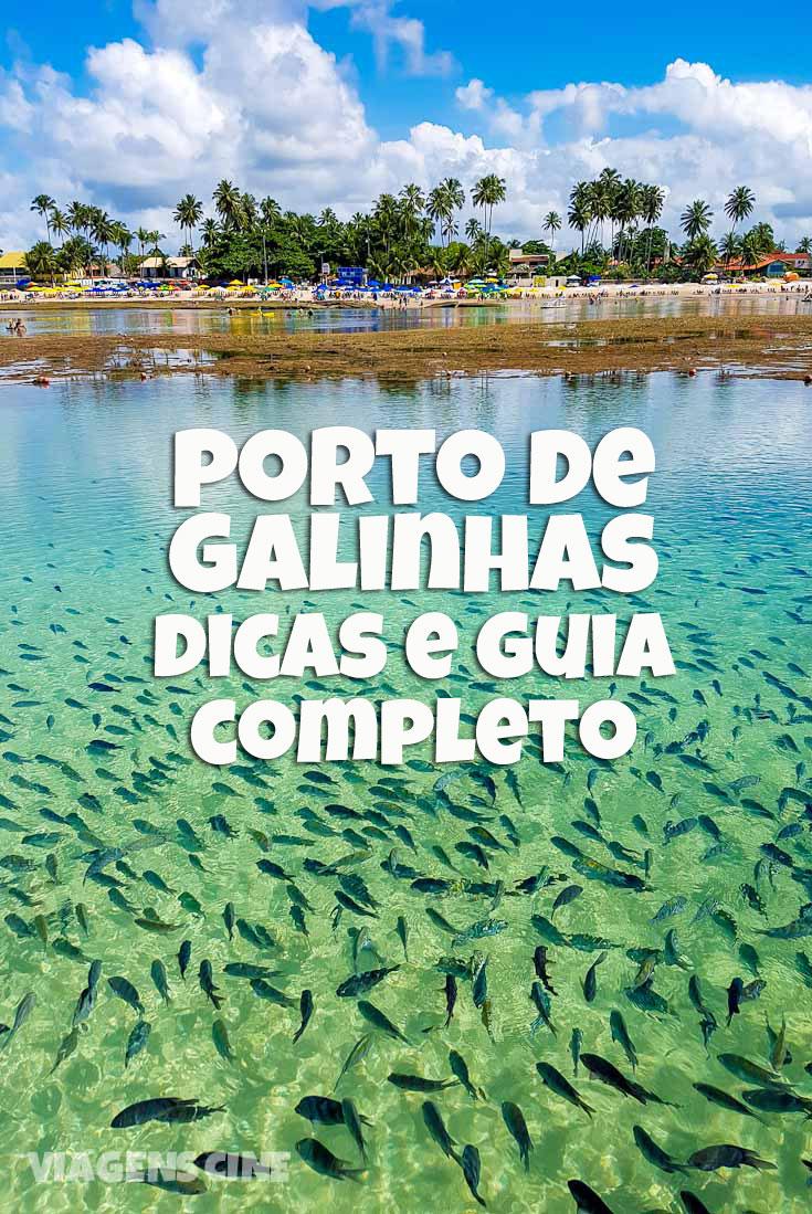 O que fazer em Porto de Galinhas: Dicas e Roteiro de Viagem
