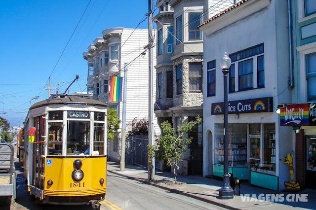 São Francisco: Califórnia Gay e Cinematográfica