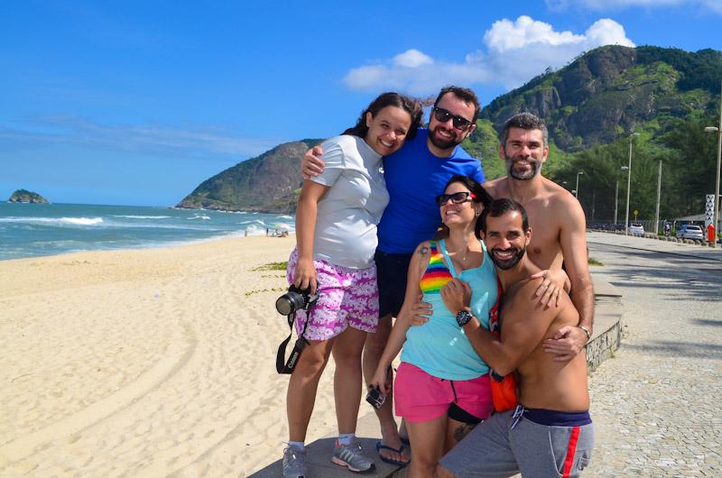 Viagem ao Rio em projeto do Viaja, Bi!