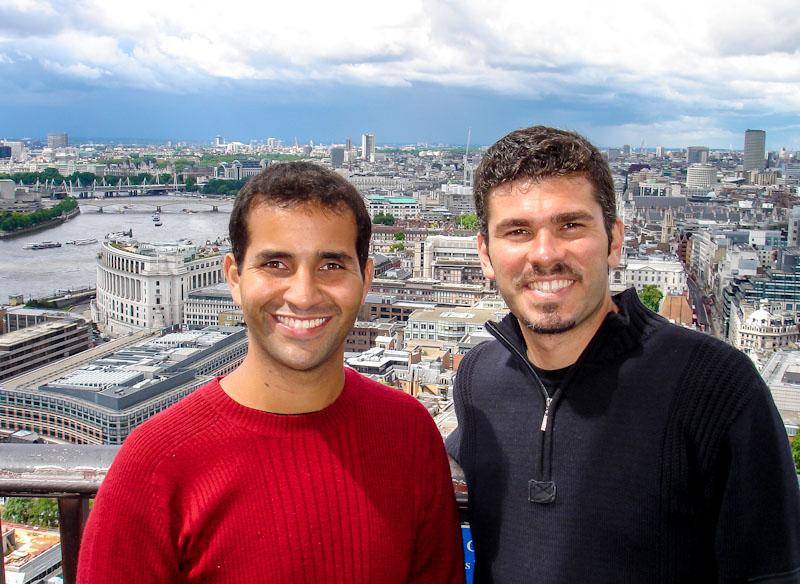 De Madri a Londres, passando obviamente por Paris e Roma, nosso roteiro na Europa foi buscando o essencial
