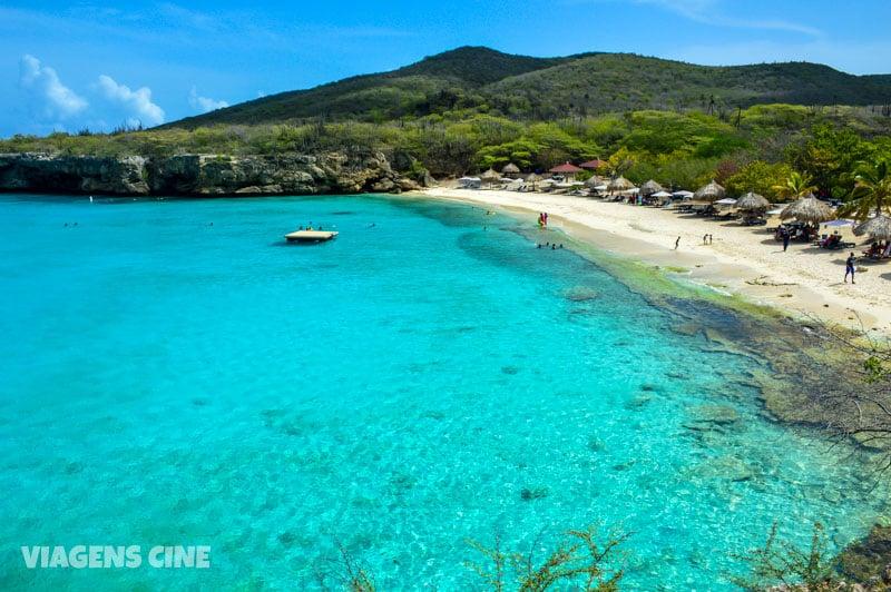 Melhores Praias de Curaçao Caribe: Kenepa Grandi