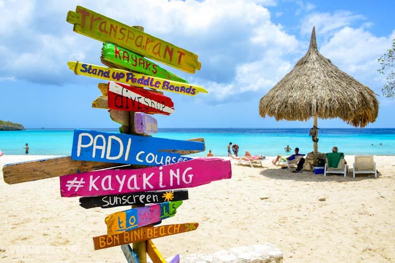 Melhores Praias do Mundo: Cas Abao em Curaçao