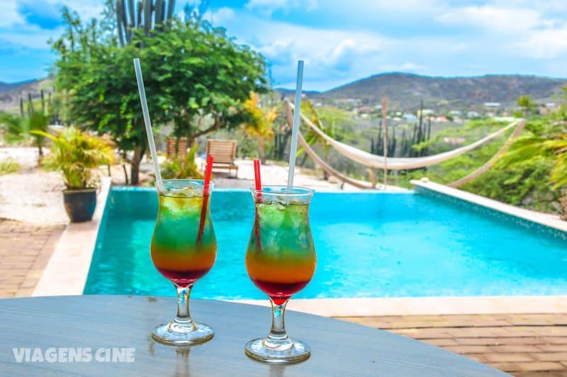 O que fazer em Curacao Dicas e Roteiro de Viagem: Hotel no Norte de Curaçao