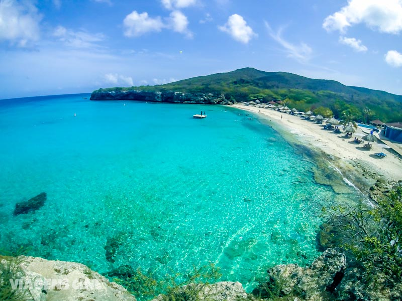 O que fazer em Curacao Dicas e Roteiro de Viagem: Kenepa Beach