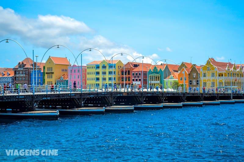 O que fazer em Curacao Dicas e Roteiro de Viagem: Willemstad