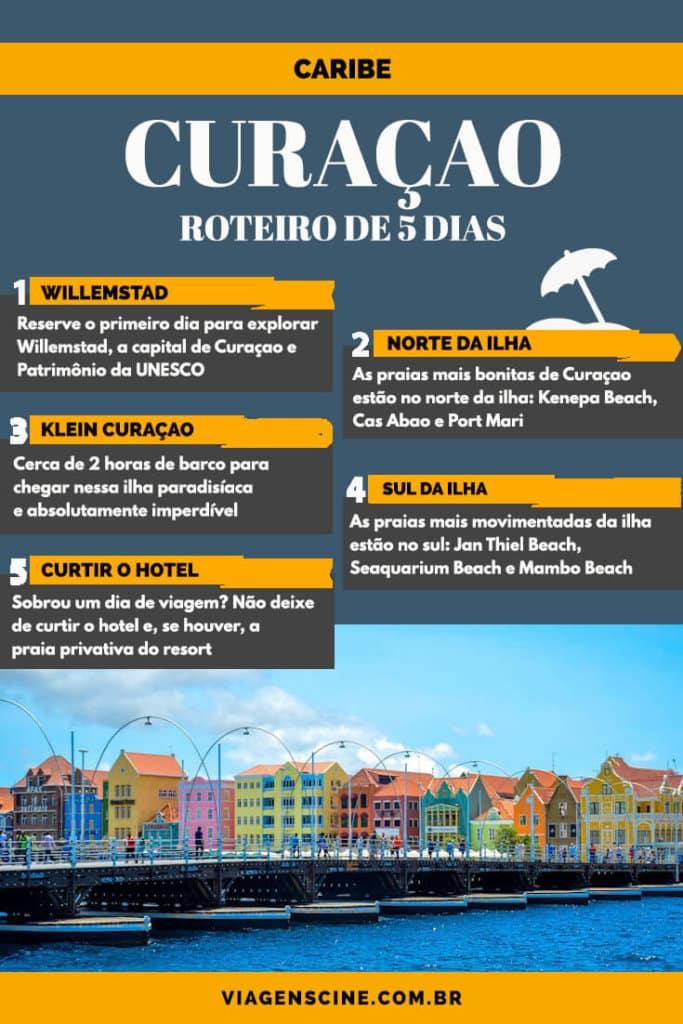 O que fazer em Curaçao: Dicas e Roteiro de 5 Dias de Viagem