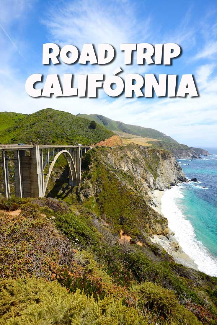 Road Trip Roteiro Califórnia