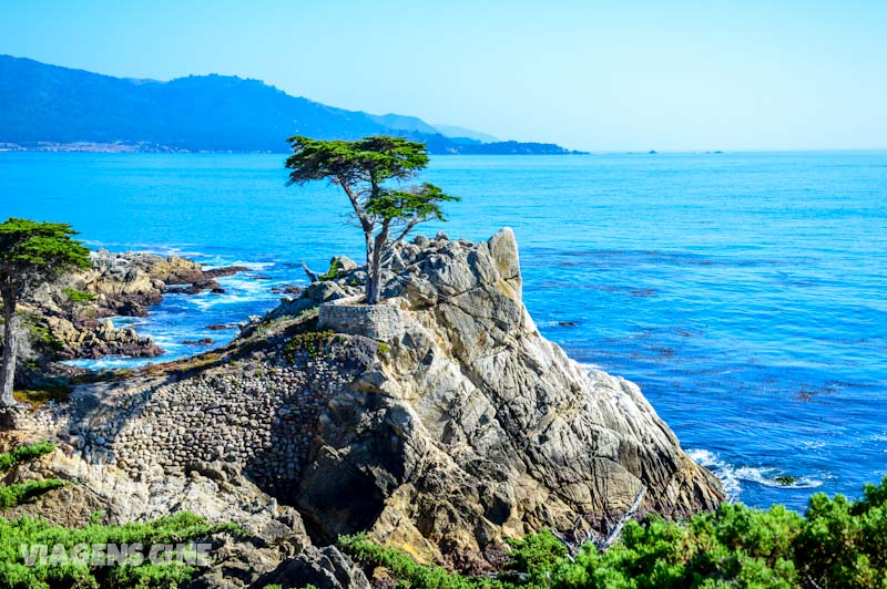 Roteiro Road Trip California: San Francisco a Los Angeles: 17 Mile Drive, Carmel e Monterey
