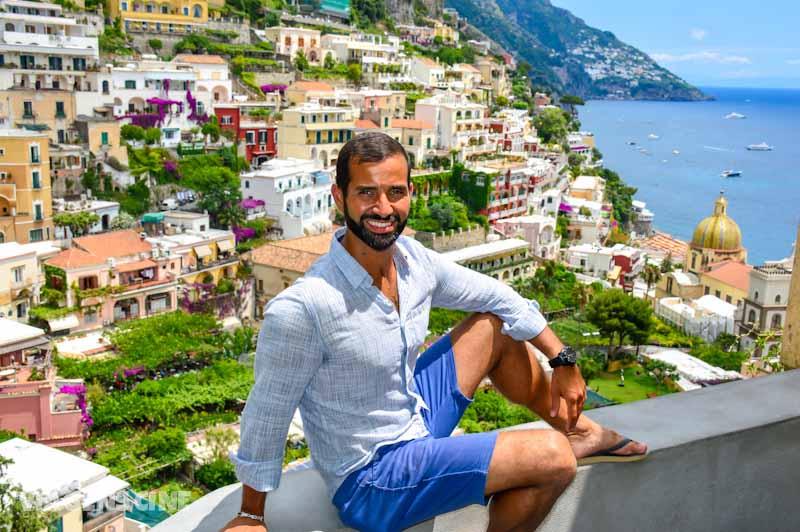 """""""Sob o Sol da Toscana"""", filme que inspirou nossa viagem na Toscana: Positano"""
