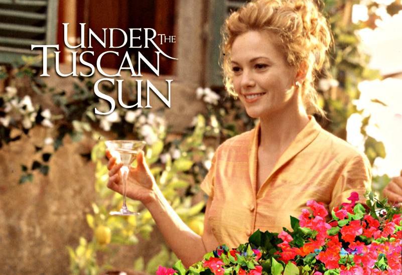 filme sob o sol da toscana gratis