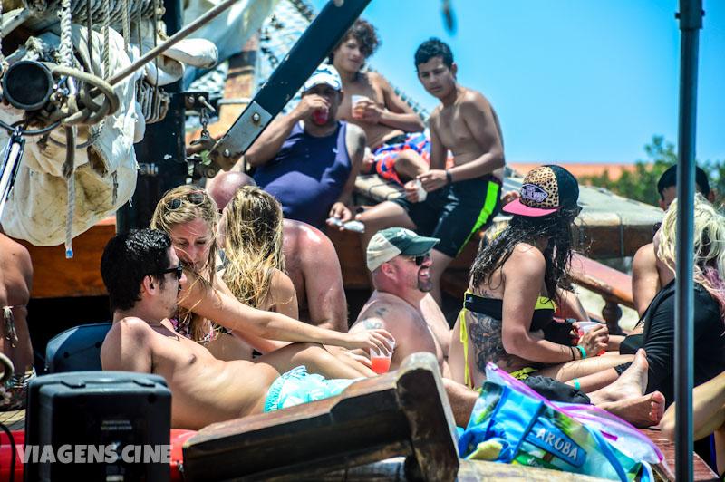 Passeio de barco em Aruba: Jolly Pirates