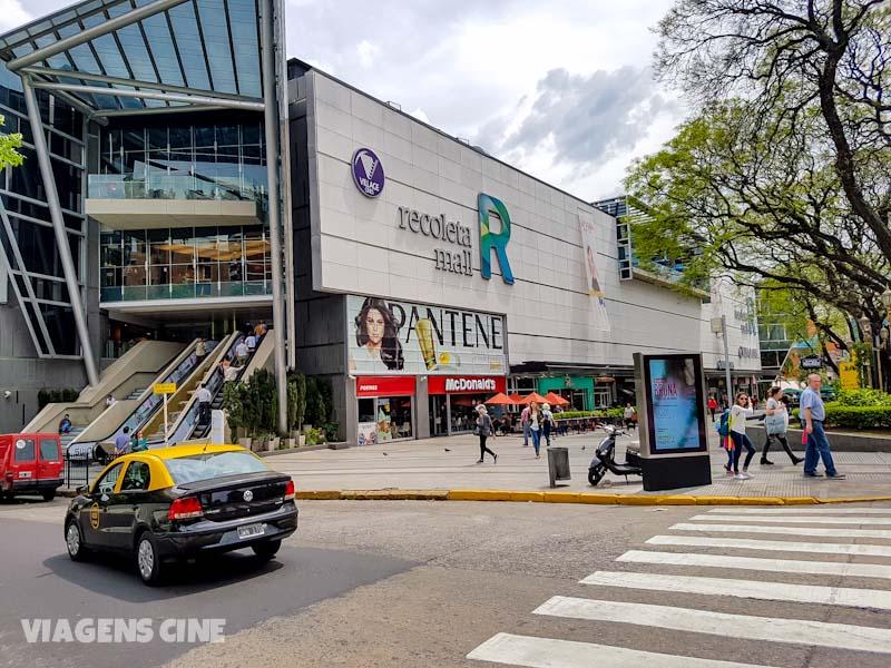Casa de Câmbio em Recoleta Mall, Buenos Aires