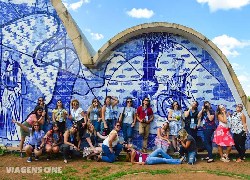 Encontro de Blogs de Viagem na Pampulha