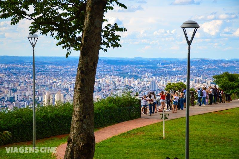 Encontro de Blogs de Viagem em BH - Mirante do Mangabeiras