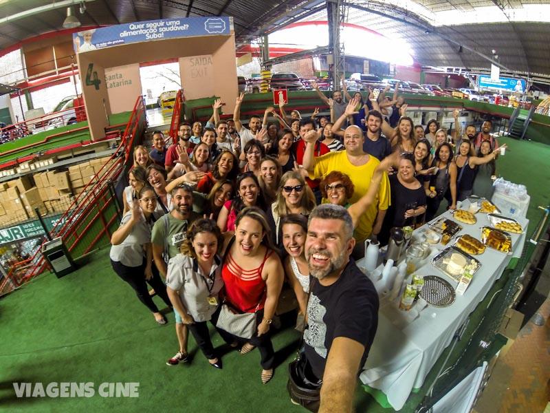 Encontro de Blogs de Viagem RBBV em Belo Horizonte
