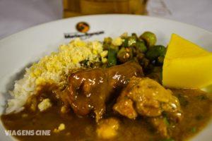 Encontro de Blogs de Viagem - Restaurante Maria das Tranças