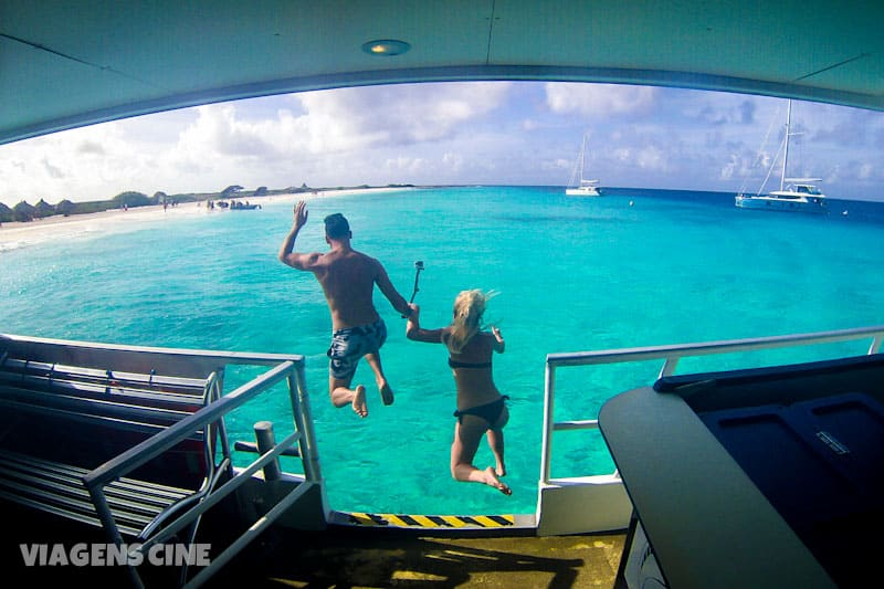 Klein Curaçao - Passeio de Catamarã: Mermaid Boat Trips