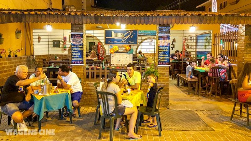 Restaurantes Porto de Galinhas