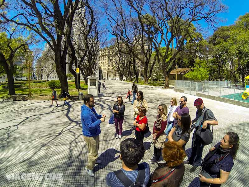 Tour Buenos Aires Lado B