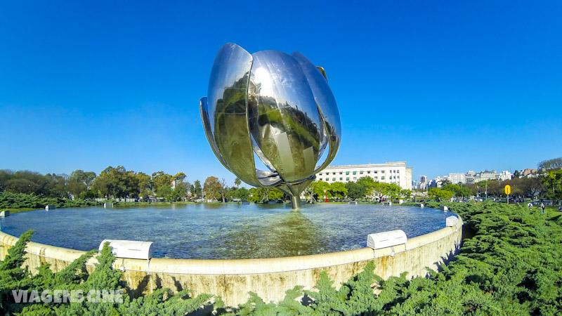 Recoleta Buenos Aires: Floralis Generica