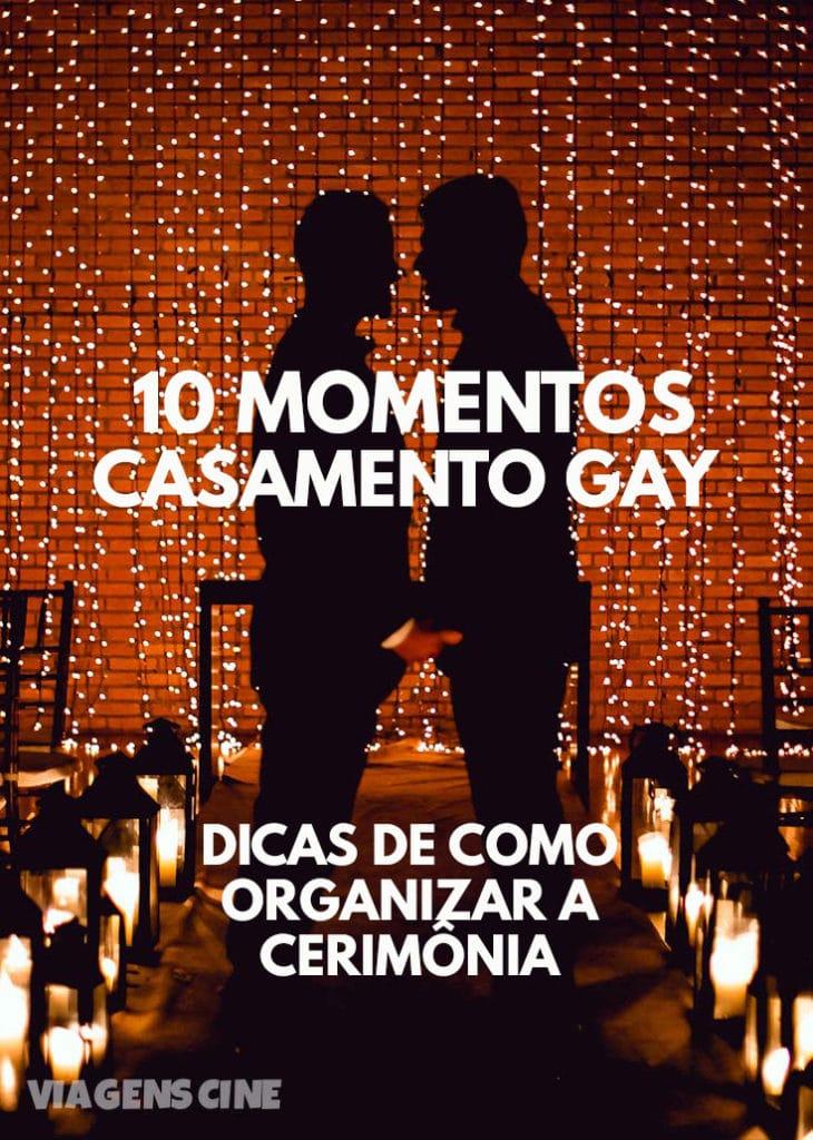 10 Dicas para Organizar um Casamento Gay