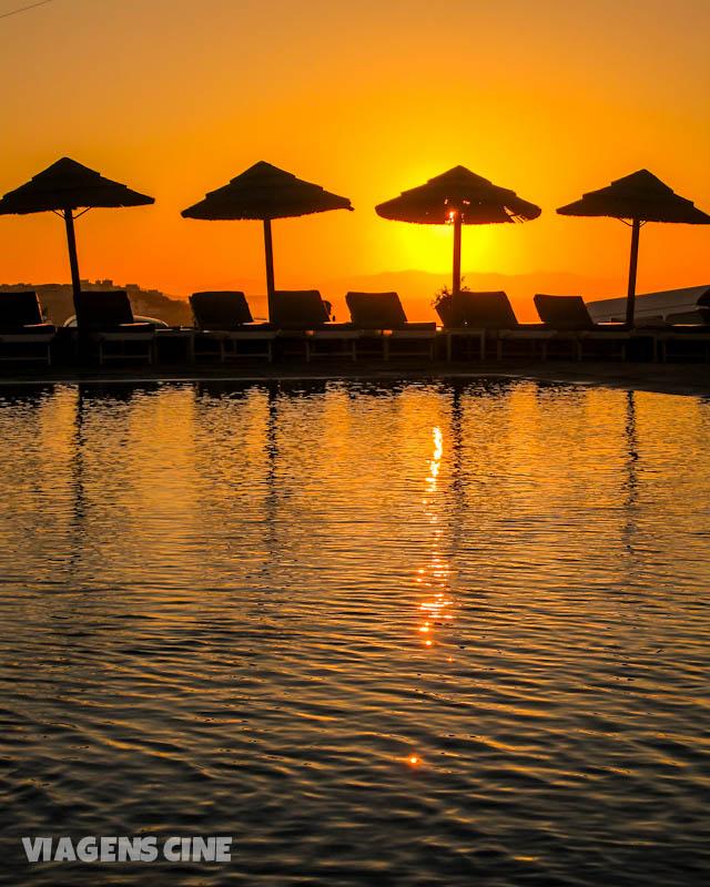 Hotéis de Cinema: Mykonos na Grécia