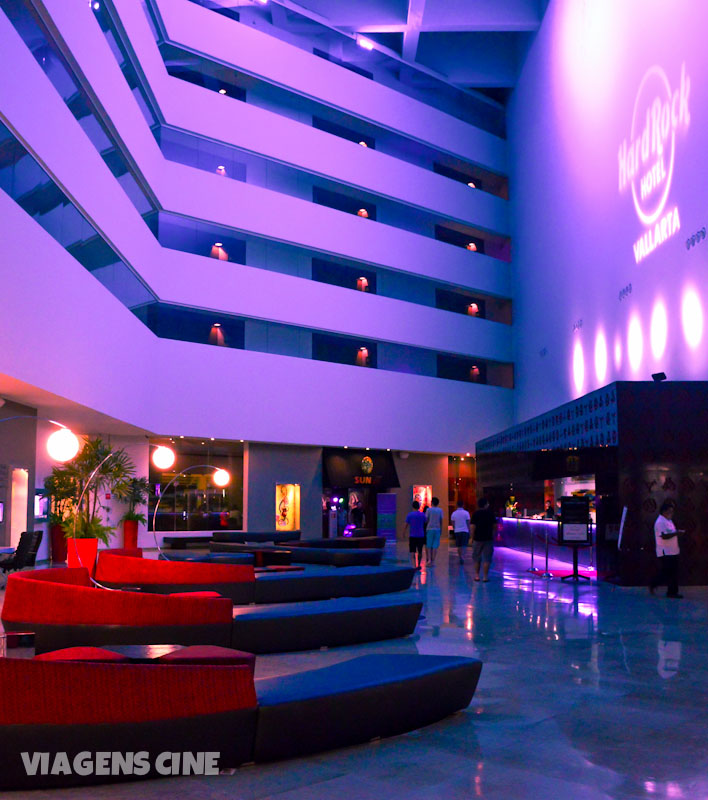 Hotéis de Cinema: Hard Rock