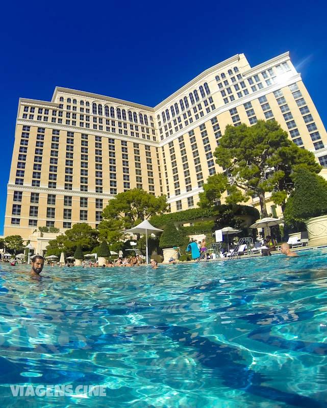 Hotéis de Cinema: Bellagio Las Vegas