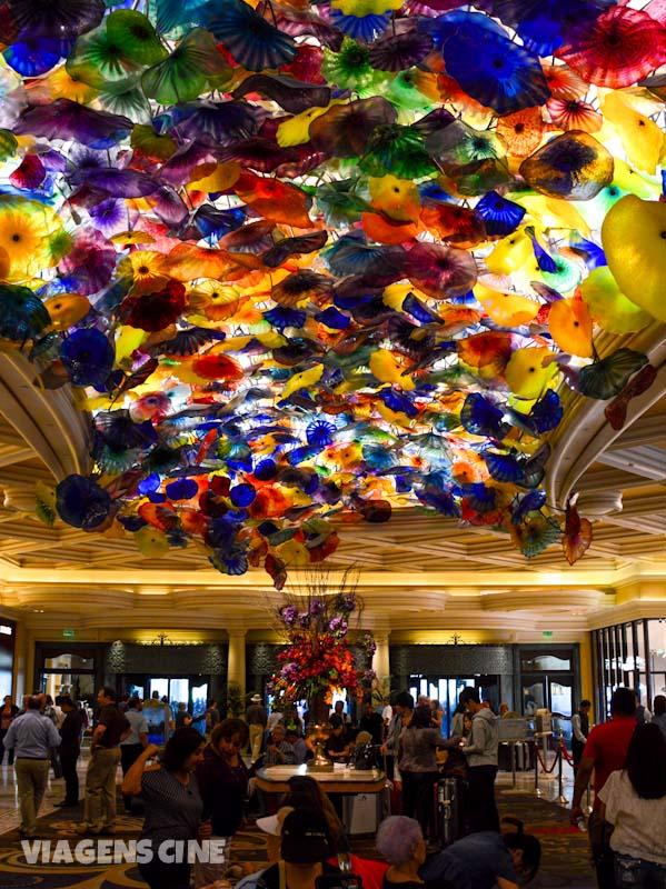 Hotéis de Cinema: Hotel Bellagio Las Vegas