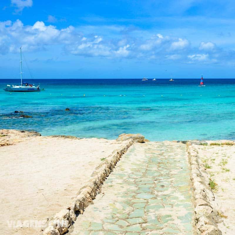 Melhores Praias de Aruba: Boca Catalina