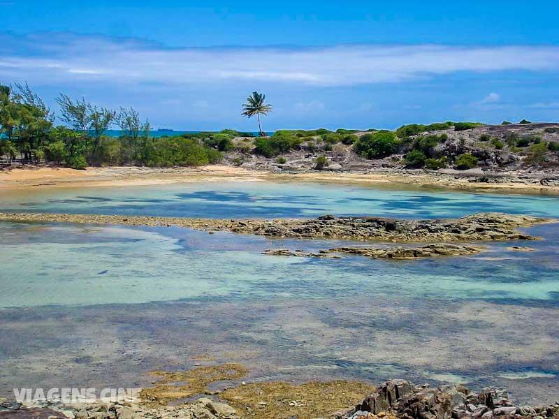Melhores Praias de Pernambuco: Ilha de Santo Aleixo