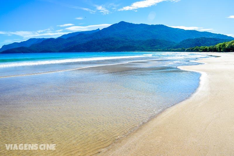 Praia de Lopes Mendes, Ilha Grande