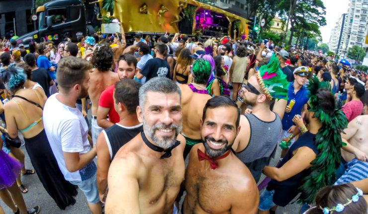 Blocos LGBT SP 2018 - Bloquinhos Gays do Carnaval em São Paulo