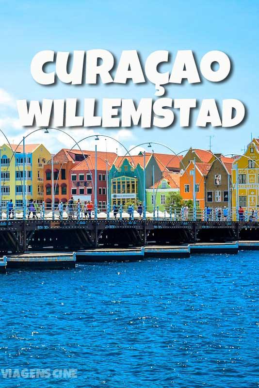 Curaçao Willemstad e um Roteiro no Centro Histórico