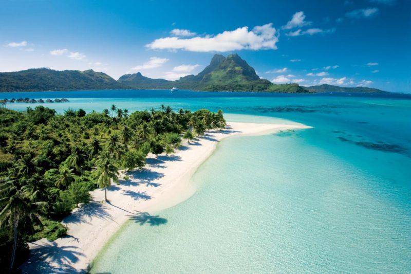 Moana e as ilhas do Tahiti