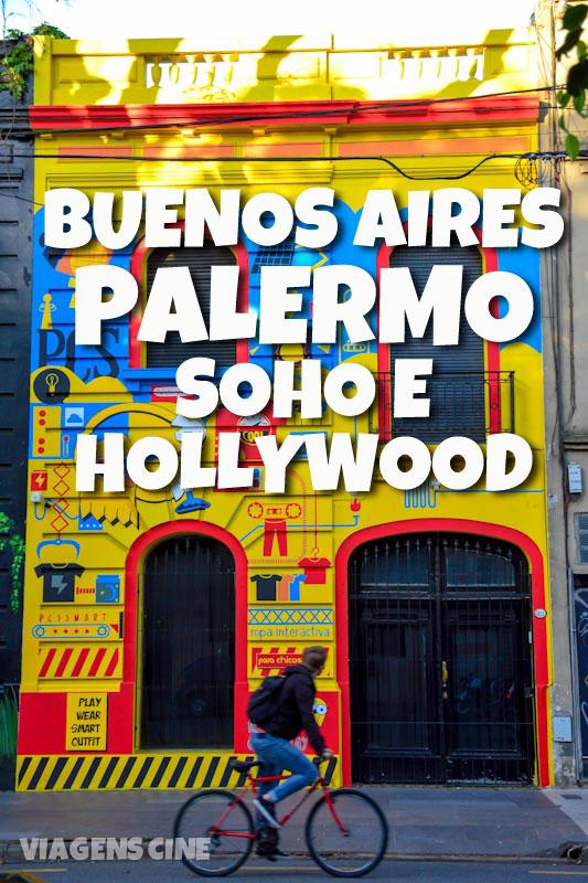 Buenos Aires: Roteiro em Palermo Soho, Hollywood e Bosques de Palermo