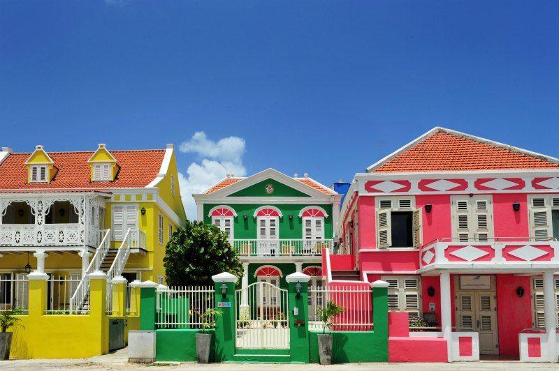 Willemstad Curaçao Roteiro pelo Centro Histórico