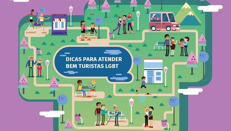 Cartilha Turismo LGBT Brasil