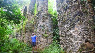 Ilha Grande com Chuva: Circuito Vila do Abraão - Aqueduto e Abraãozinho