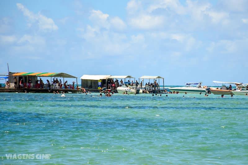 Praia de Garapuá em Morro de SP: Passeio até as Piscinas Naturais