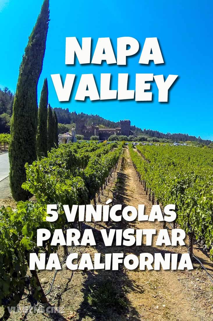 Napa Valley Dicas Califórnia