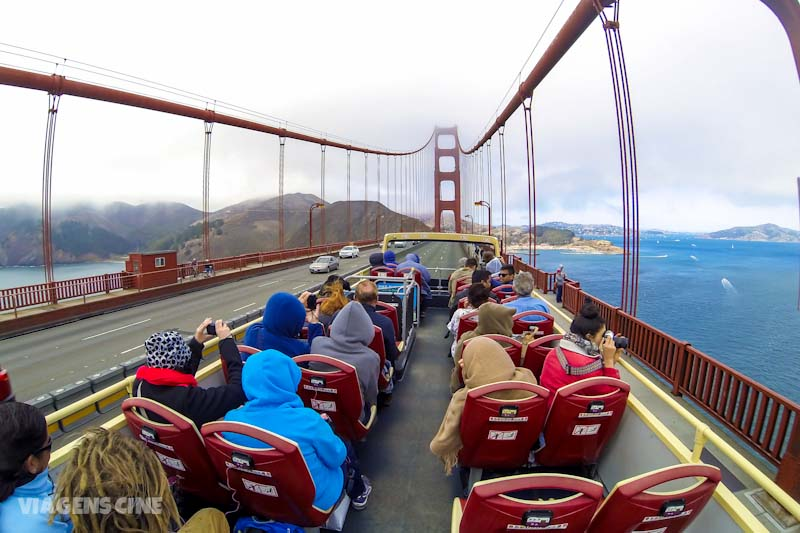 San Francisco - Como se Locomover sem Carro: Bondes, Ônibus Hop-on Hop-Off, Uber