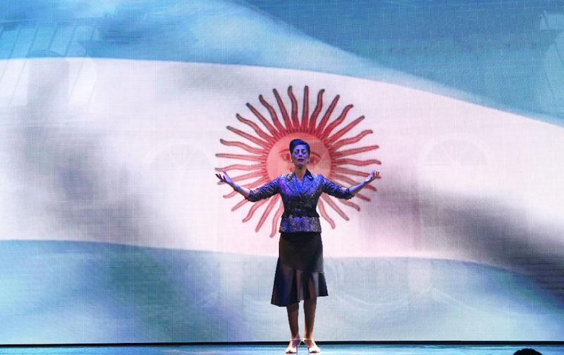 Tango em Buenos Aires: Madero Tango