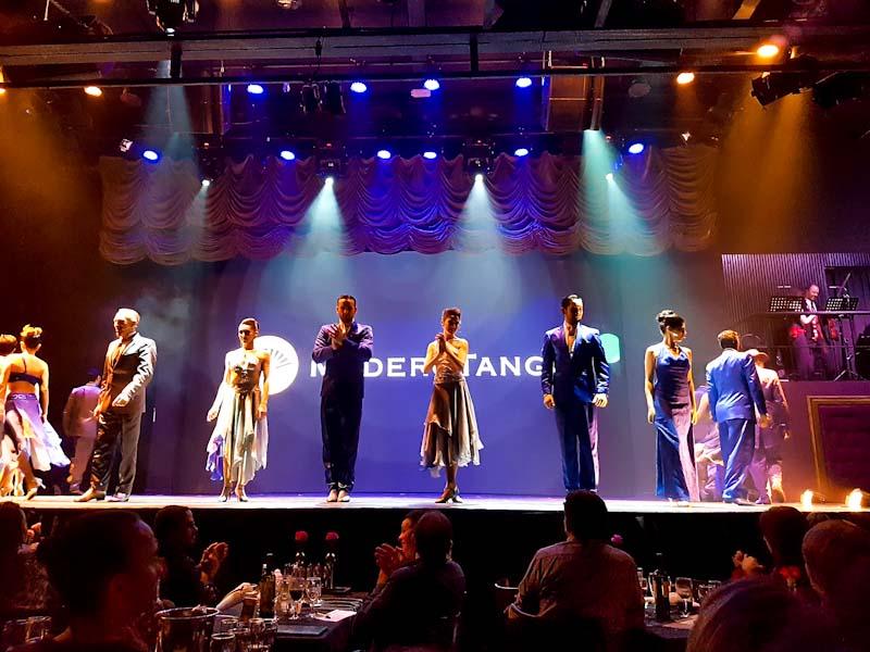 Tango em Buenos Aires - Madero Tango