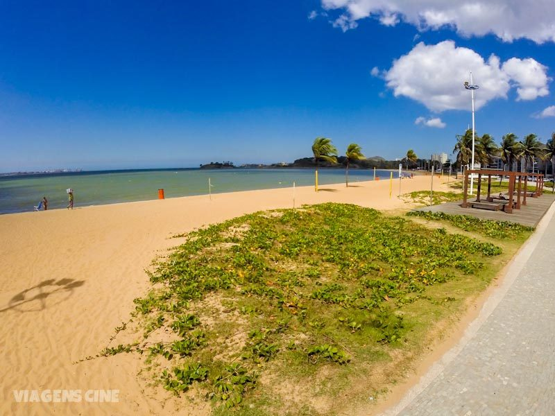 O que fazer em Vitória Espírito Santo: Praia de Camburi