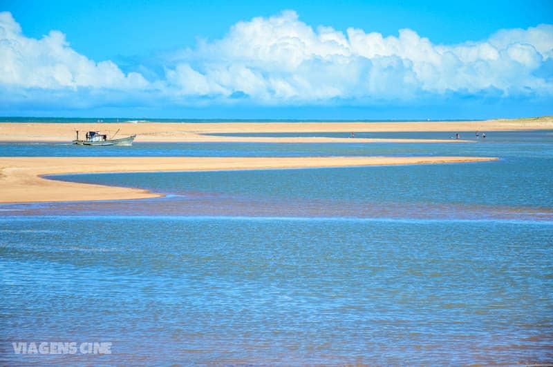 Melhores Praias do Espírito Santo: Praia de Barra Nova, São Mateus